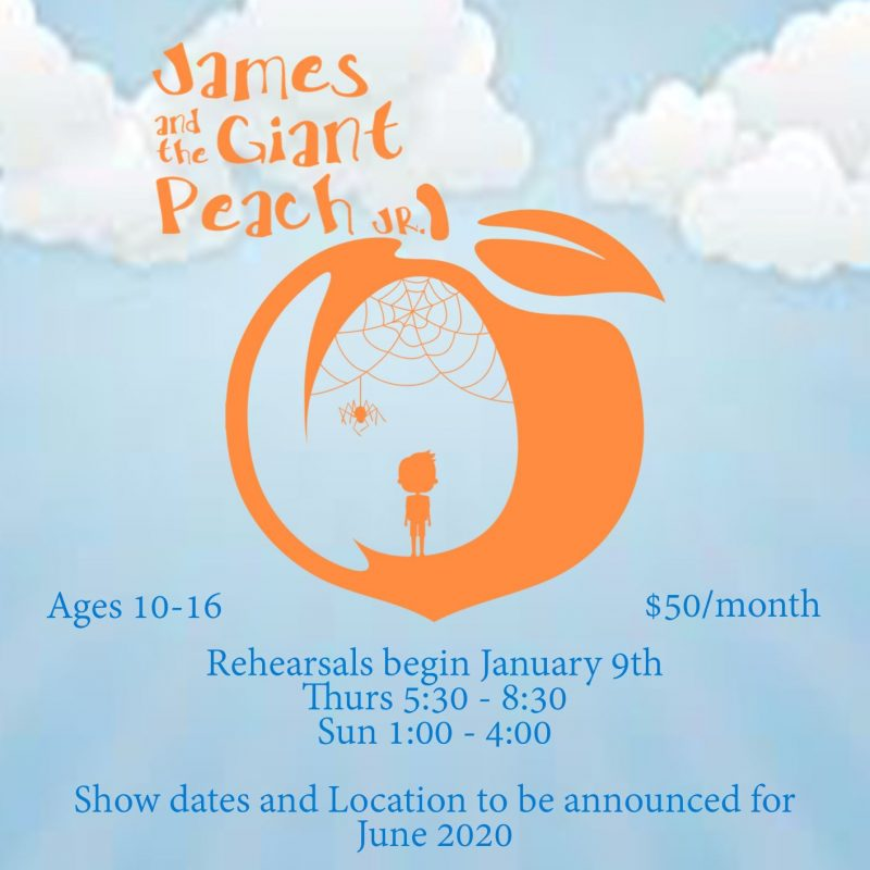 James & the Giant Peach Jr